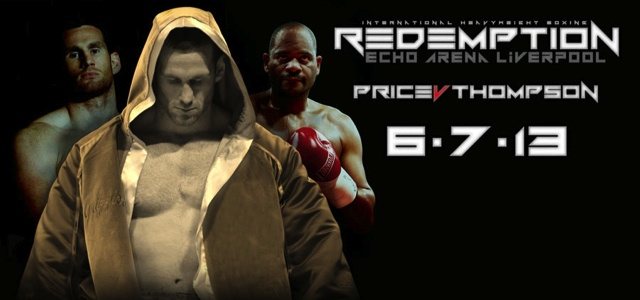 Price v Thompson II: Redemption - July 6