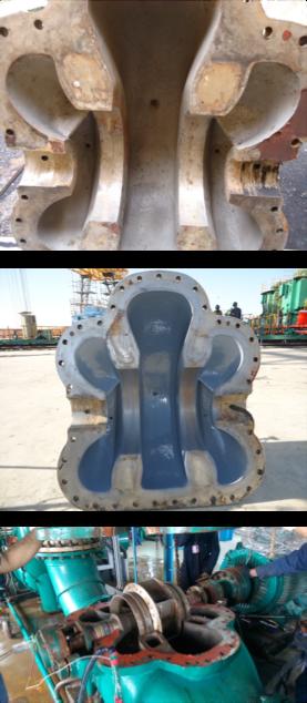 Centrifugal Pump Repair & Refurbishment - Unique Polymer Systems LTD
