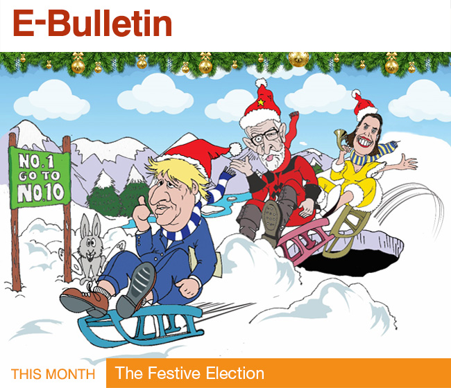 This Month : The Festive Election