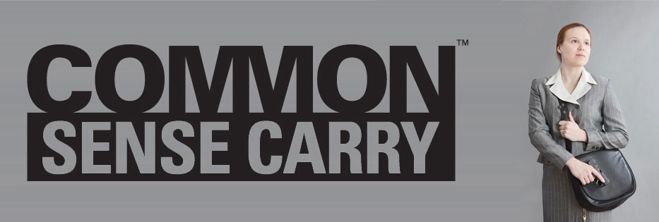 Commonsense Carry Logo and lInk to CSC information