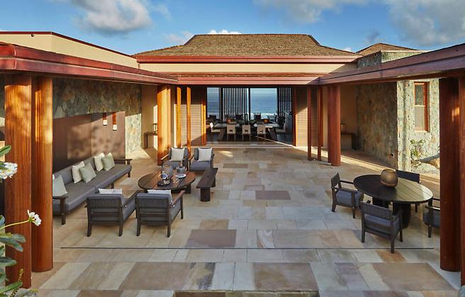 Canouan hotel suites private jet