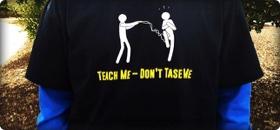 Taser Teachers