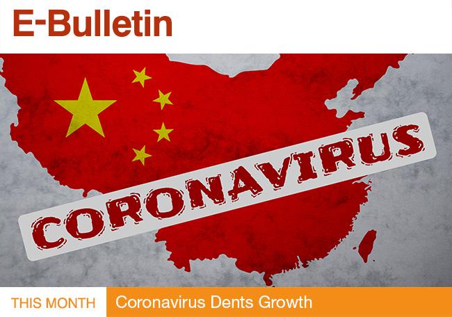 This Month : Coronavirus hits China...