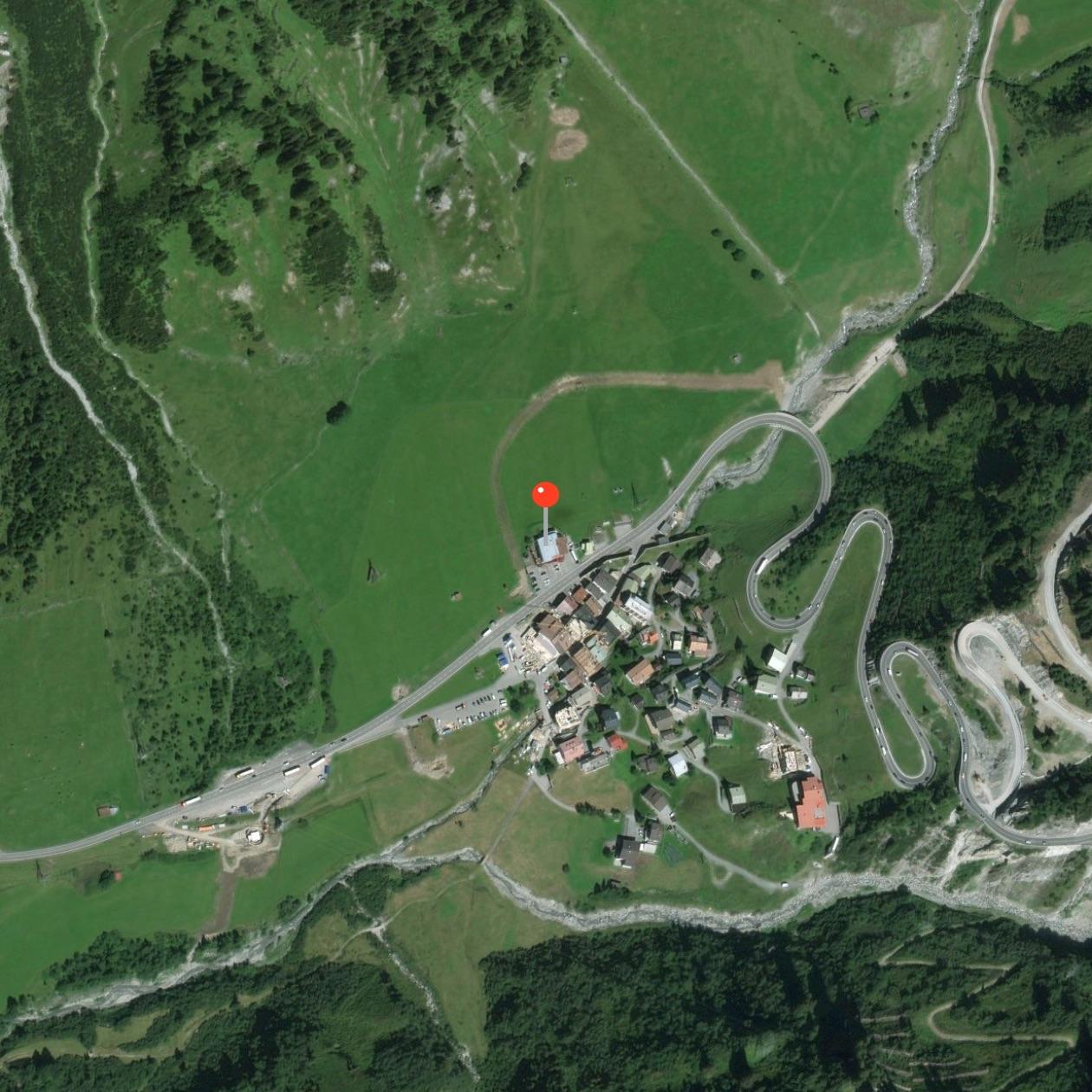 Arlberg Stuben, Hotel Restaurant