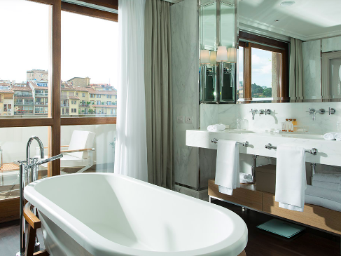 Hotel Lungarno suites florence