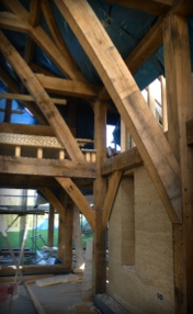 Timber and Hemp House Building - STep by Step Guide