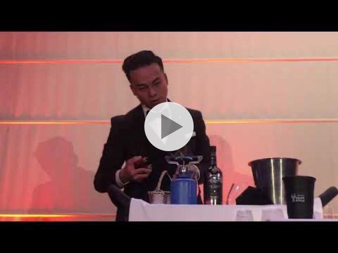 WOSA SommCup 2019 Final, Asian finalist highlight