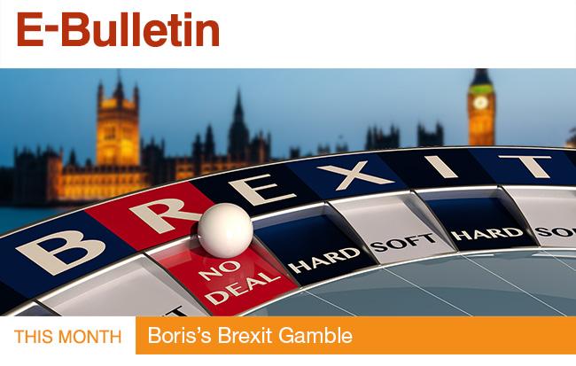 This Month : Boris's Brexit Gamble
