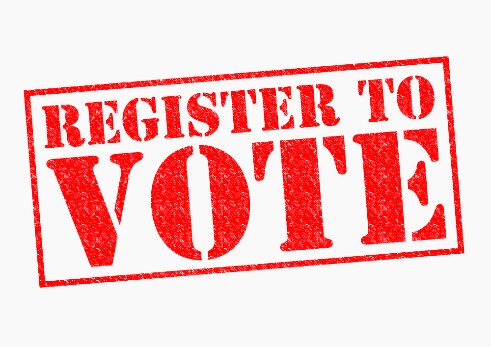 Register to Vote link