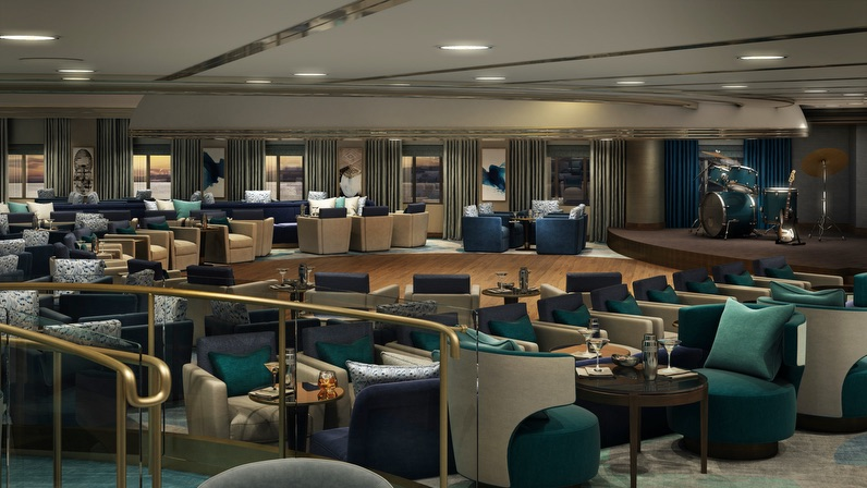 Crystal Cruises Luxury Crystal Symphony Ocean