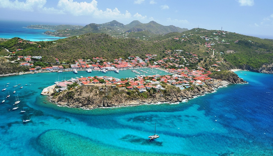 Caribbean Damage Hurricanes