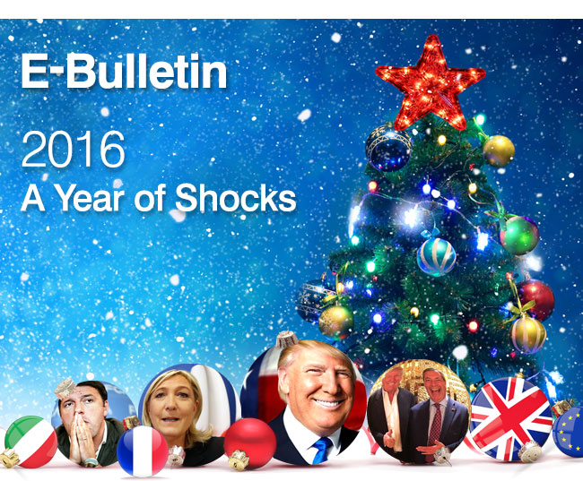 This Month : 2016 A year of shocks.
