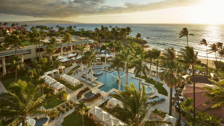 Four Seasons Maui Resort renovation