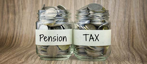 Pension & Tax