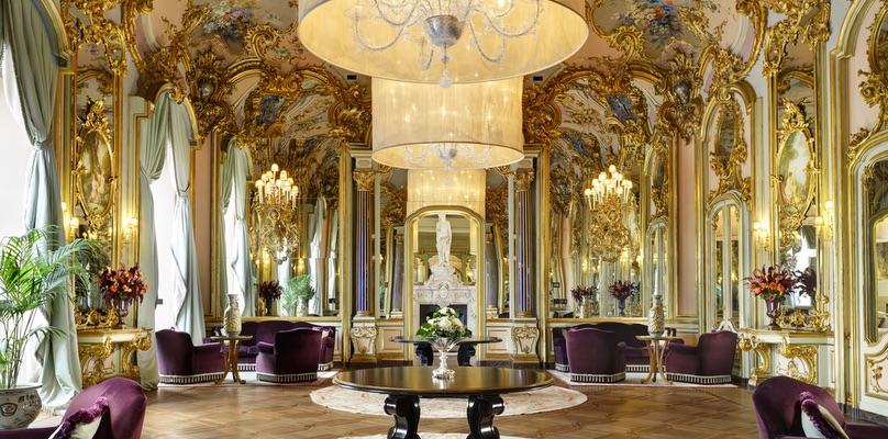 Villa Cora Hotel Suites
