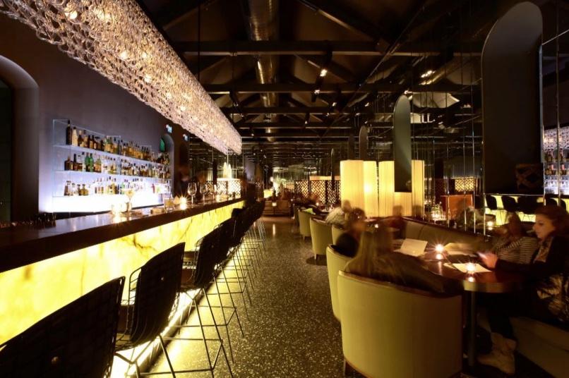 Mamilla Hotel  cigar lounge