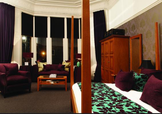 Hotel du Vin at One Devonshire Gardens, Glasgow, Scotland