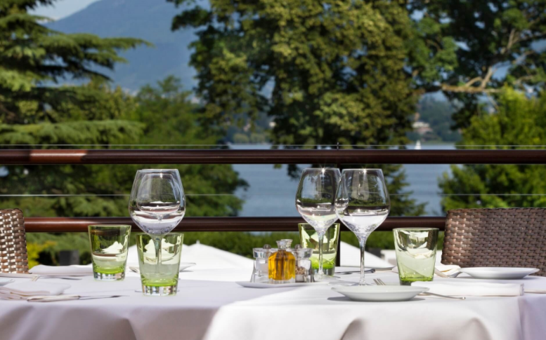 La Reserve Hotel Spa and Villas Geneva Switzerland