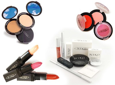 Niko Mineral Make-up