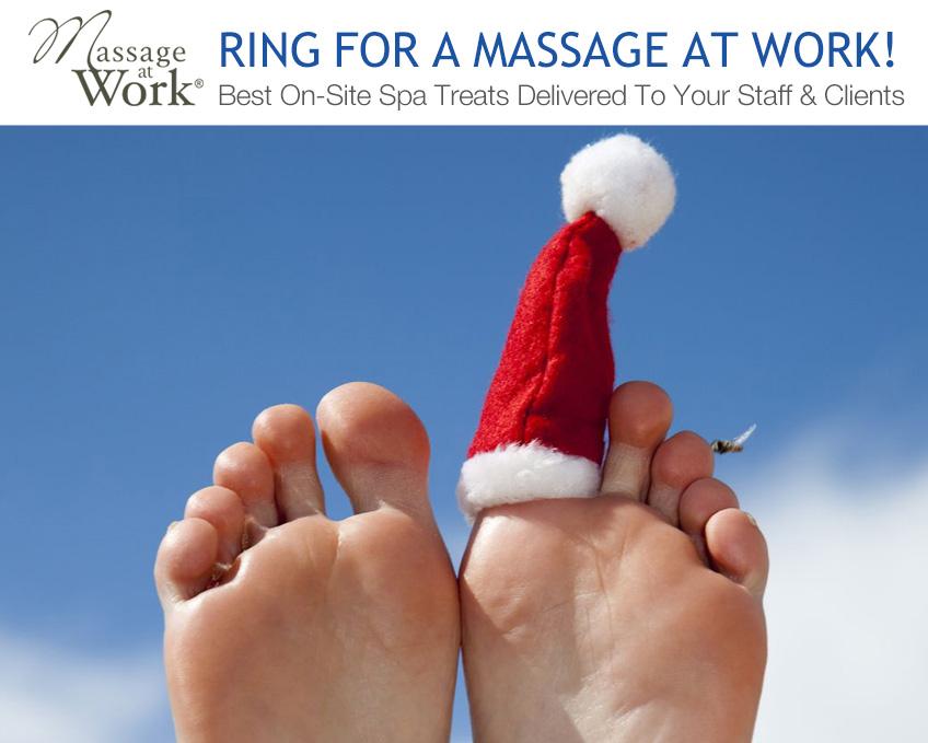 Massage At Work® Pop-Up Spa