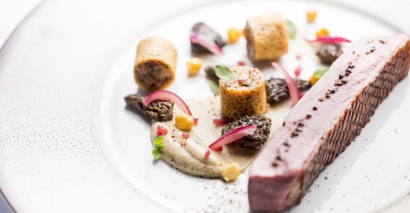 3-star michelin restaurants at luxury hotels
