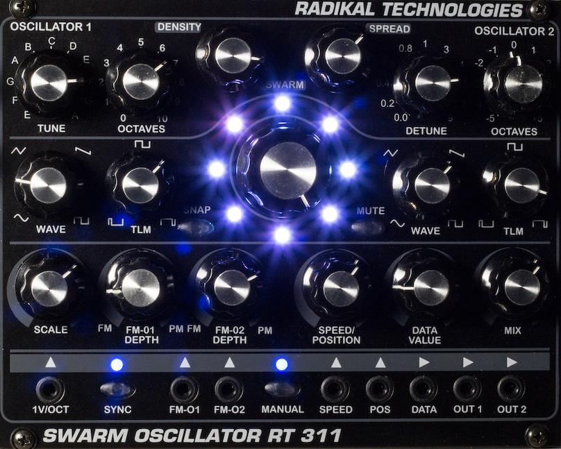 Radikal Technologies releases radical Eurorack-compatible