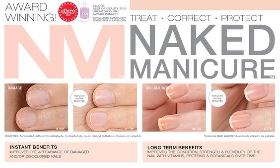 Manicure & Pedicure Keep In Touch Beauty Special