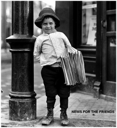 News for the Friends