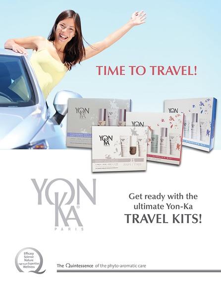 Yonka Travel Starter kits