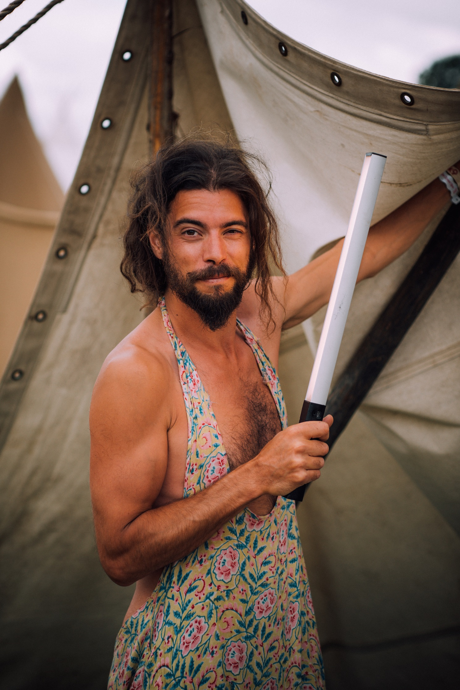 Glastonbury 2019- Liam Bailey