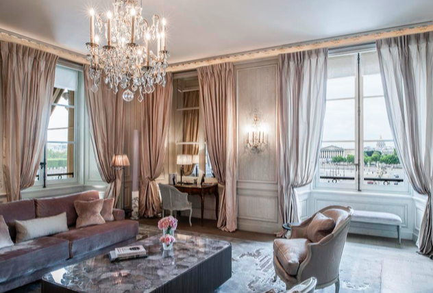 Best Hotel Suites Luxury Paris