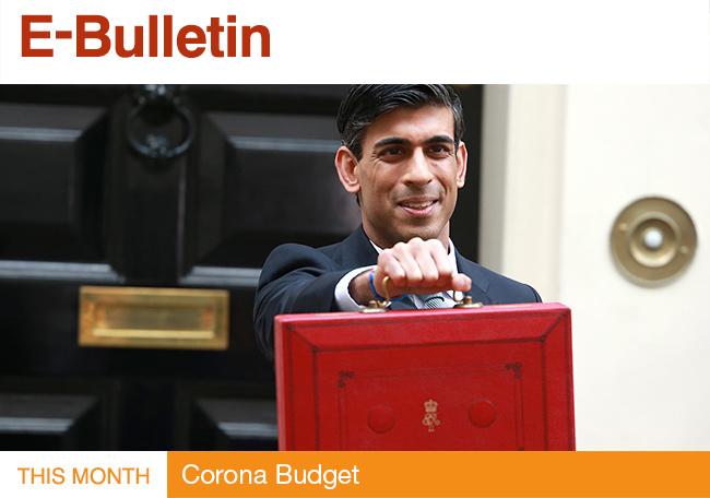 This Month : Corona Budget