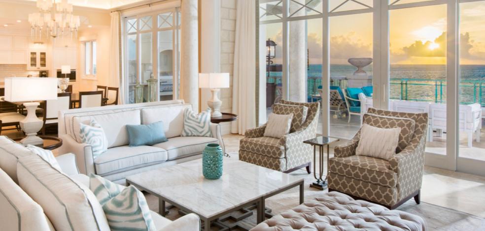 shore club suite