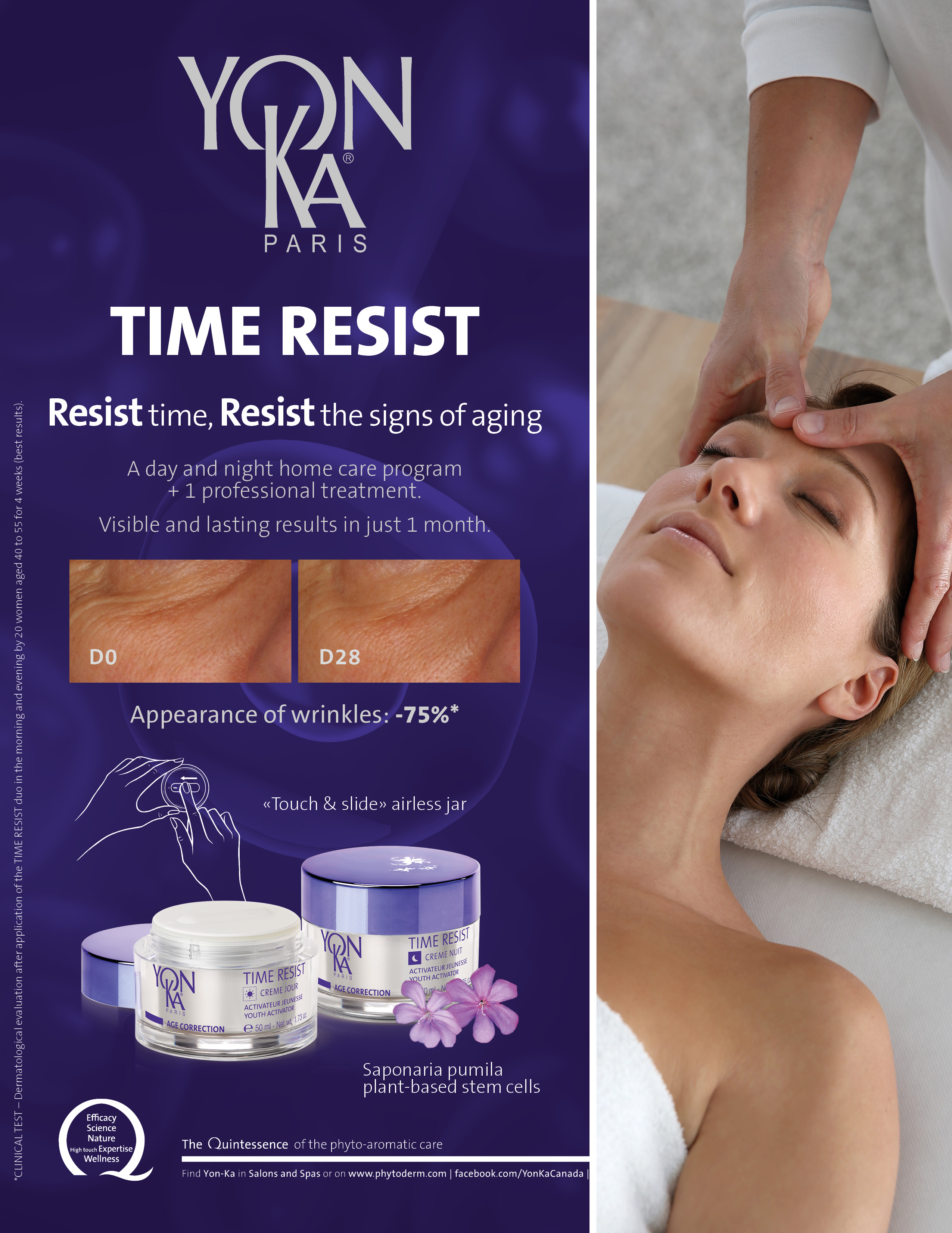 YONKA TIME RESIST WRINKLE REDUCER