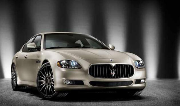 Maserati Quattroporte Article
