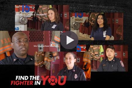 Youtube link Make Me a Firefighter NVFC