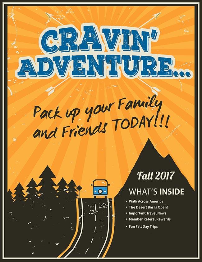 Colorado River Adventures - CRAvin Adventure?