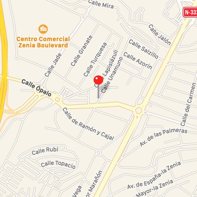 Orihuela calle Unamuno 1