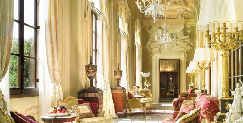 Four Seasons Firenze Hotel Suites