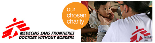 Our chosen charity image