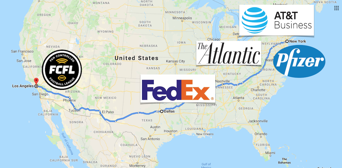 🇺🇸 US tour: Learn from Pfizer, FedEx and AT&T 🙃 AI living