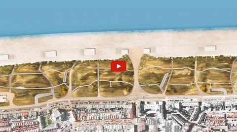 Katwijk: Dutch innovative coastal defence put into practice
