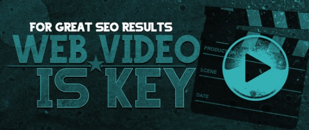 Web Video Is Key for Great SEO Results