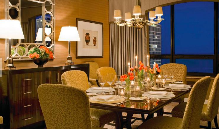 Best Hotels Top Suites Chicago