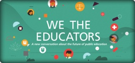 We The Educators - A personal perspective