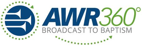 AWR360° Broadcast to Baptism