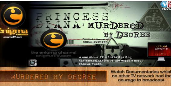 Princess Diana Murder Investigation