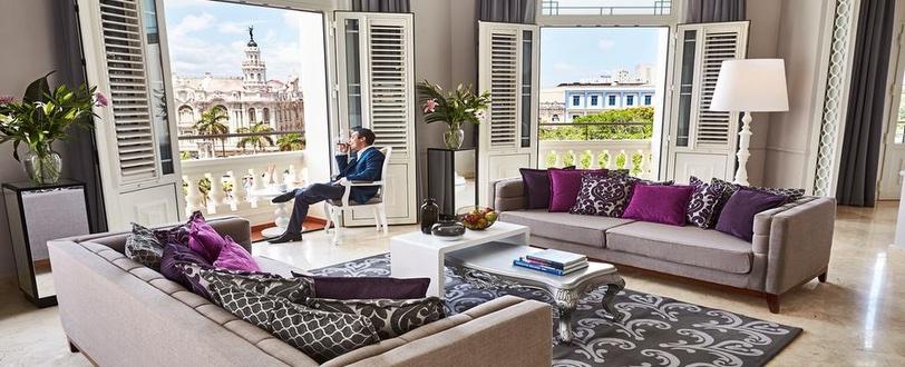 Kempinski Havana Presidential Suite