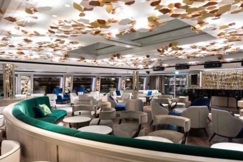 Crystal Cruises Mozart