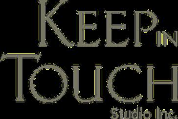 Keep In Touch Studio Aesthetics Logo